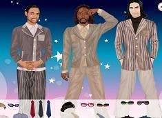 Black Eyed Peas Dress Up
