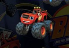 Blaze and the Monster Machines…