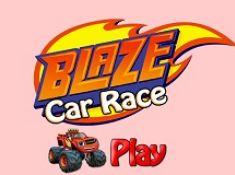 Blaze Car Race
