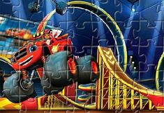 Blaze Puzzle 2