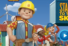 Bob the Builder Stack to the Sky