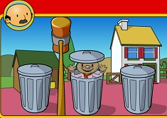 Bob the Builder Trash Cans