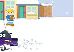 Bob the Builder Winter Fun