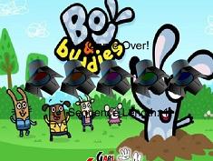 Boj and Buddies Memory