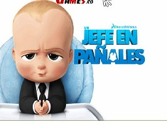 Boss Baby Puzzle