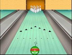 Bowling Ninja Turtles