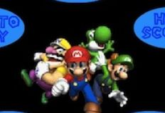 Bowser Ball Mario Revenge