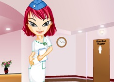 Bratz Nursing School Dress Up
