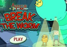 Break the Worm