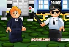 Brick Builder Police Edition
