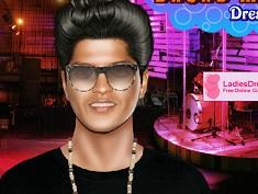 Bruno Mars Dress Up