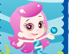 Bubble Guppie Dress Up