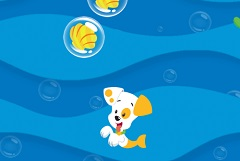 Bubble Puppy Treat Pop