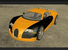 Bugatti Cars Memory