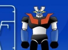 Build Mazinger