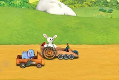Bumpy Buggy Race
