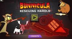 Bunnicula Rescueing Harold