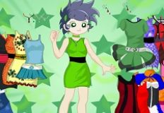 Buttercup Powerpuff Girl Dress Up