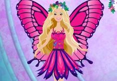 mariposa barbie games