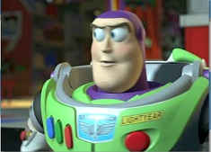 Buzz Lightyear Confused Puzzle