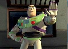 Buzz Lightyear Stop Puzzle