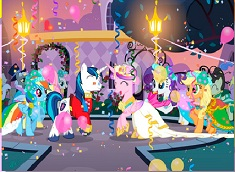 Cadance Pony Wedding Puzzle