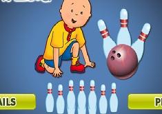 Caillou la Bowling