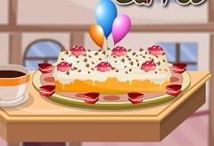Cake Master Carrot Cake