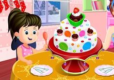 Candy Cake 2