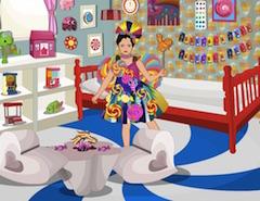 Candy Princess Room Decor