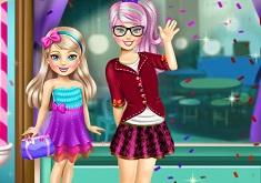 Candy Shop Magic Dress Up