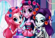 Canterlot Girls Real Makevoer