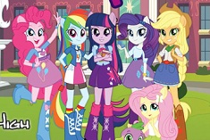 Canterlot High Numbers Hunt