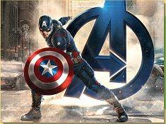 Captain America Avengers Puzzle