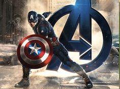 Captain America Battle Puzzle