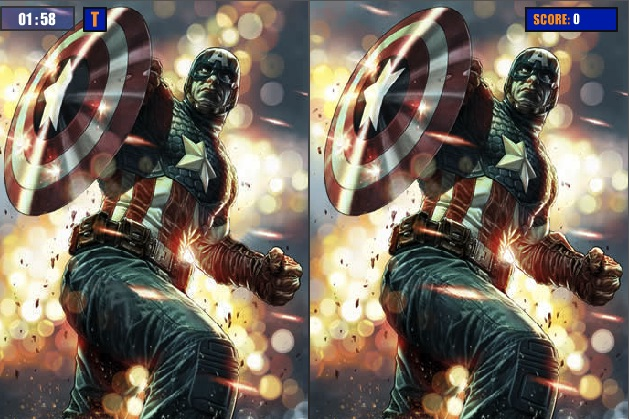 Captain America Differences