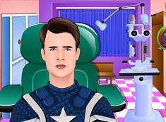 Captain America Eye Care
