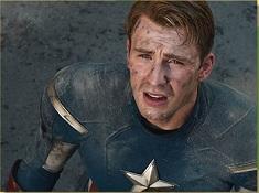 Captain America in Battle Puzzle