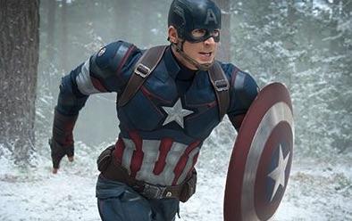 Captain America Puzzle