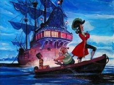 Captain Hook and the Pirates…