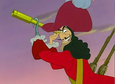 Captain Hook and the Telescope Puzzle
