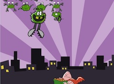 Captain Underpants and the Big Bad Battle of the Bionic Booger Boy