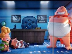 Captain Underpants Puzzle…