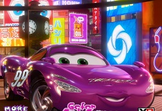 Car Lightning Mcqueen Hidden Alphabets