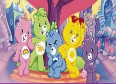 Care Bears Jigsaw