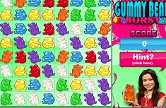 Carly Gummy Bear Burst