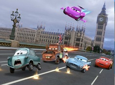 Cars in London Puzzle