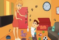 Cartoons Kids Room