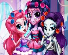 Caterlot Girls Makeover