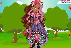 Cedar Wood Dress Up